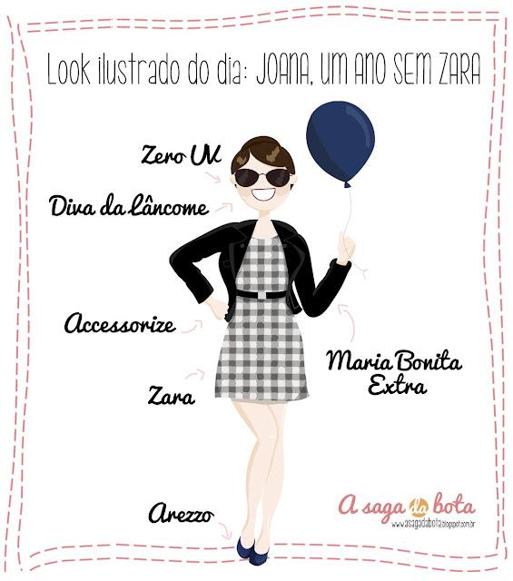 ilustração, desenho, bonequinha, moda, fashion,  ilustradora Kênia Lopes