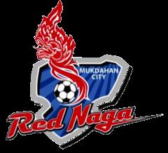 Mukdahan City Football Club Logo