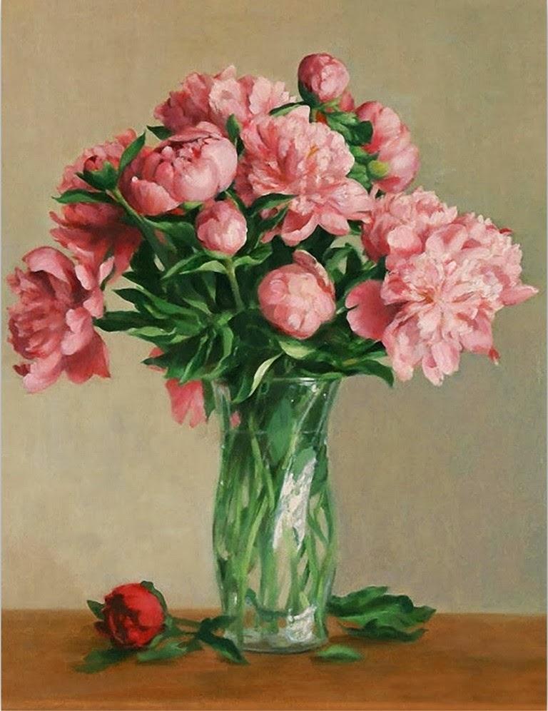 flores-rojas-bodegones-flores-rojas-al-oleo