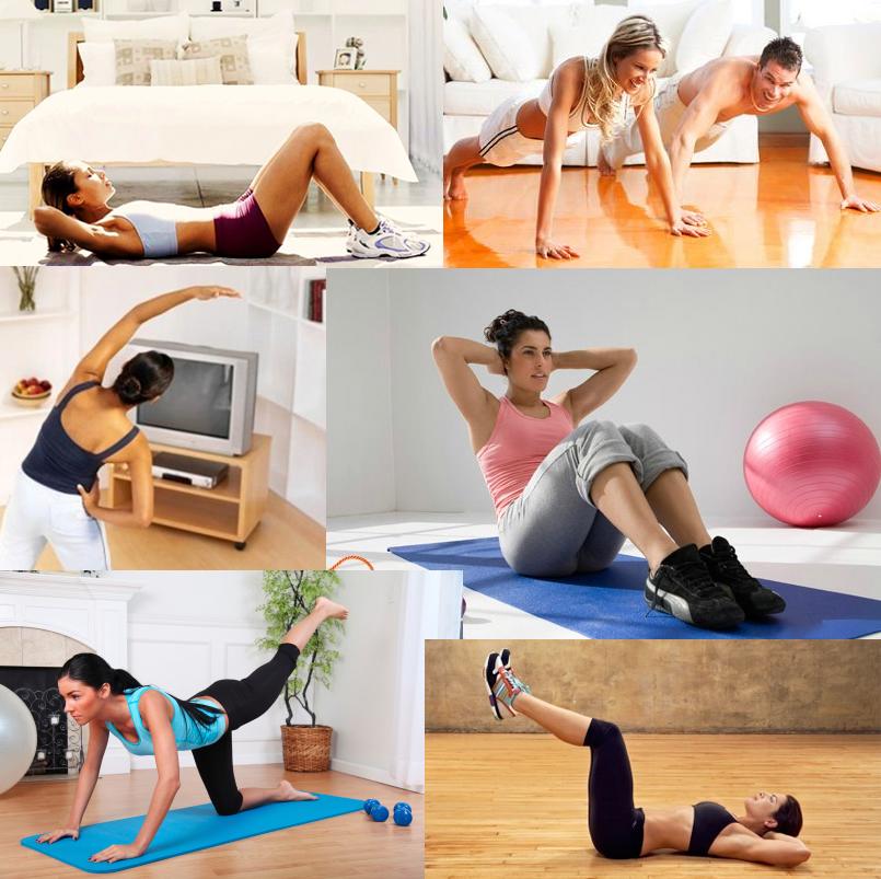 El cuidado del cuerpo humano - Maquina para hacer deporte en casa ...