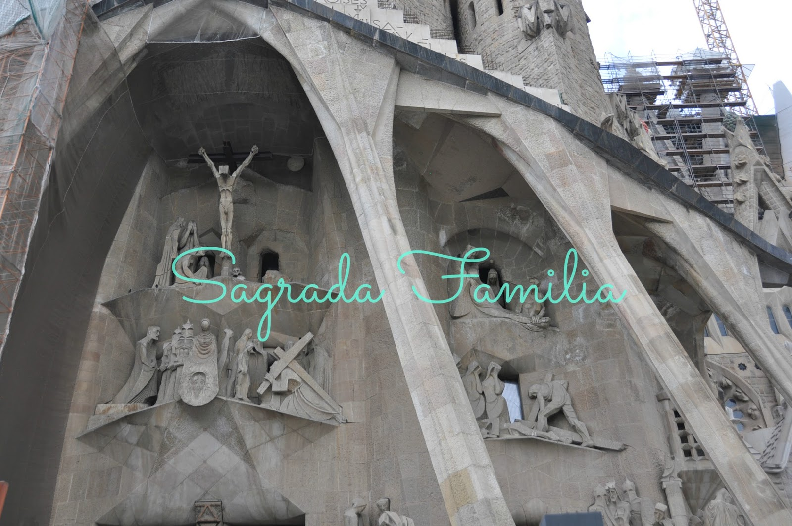 Visita a Sagrada Familia en Barcelona