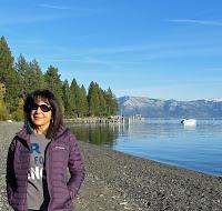 Lake Tahoe water clarity improves again