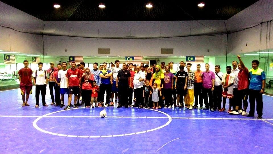 Futsal Parol WPKL Bersama JBSN WPKL