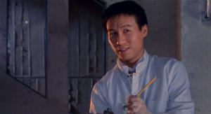 Jurassic World Dr. Henry Wu from Jurassic Park 1
