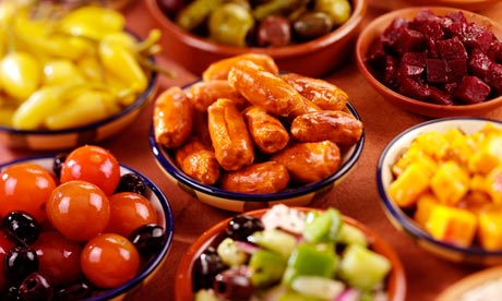 Easy tapas recipes with pictures
