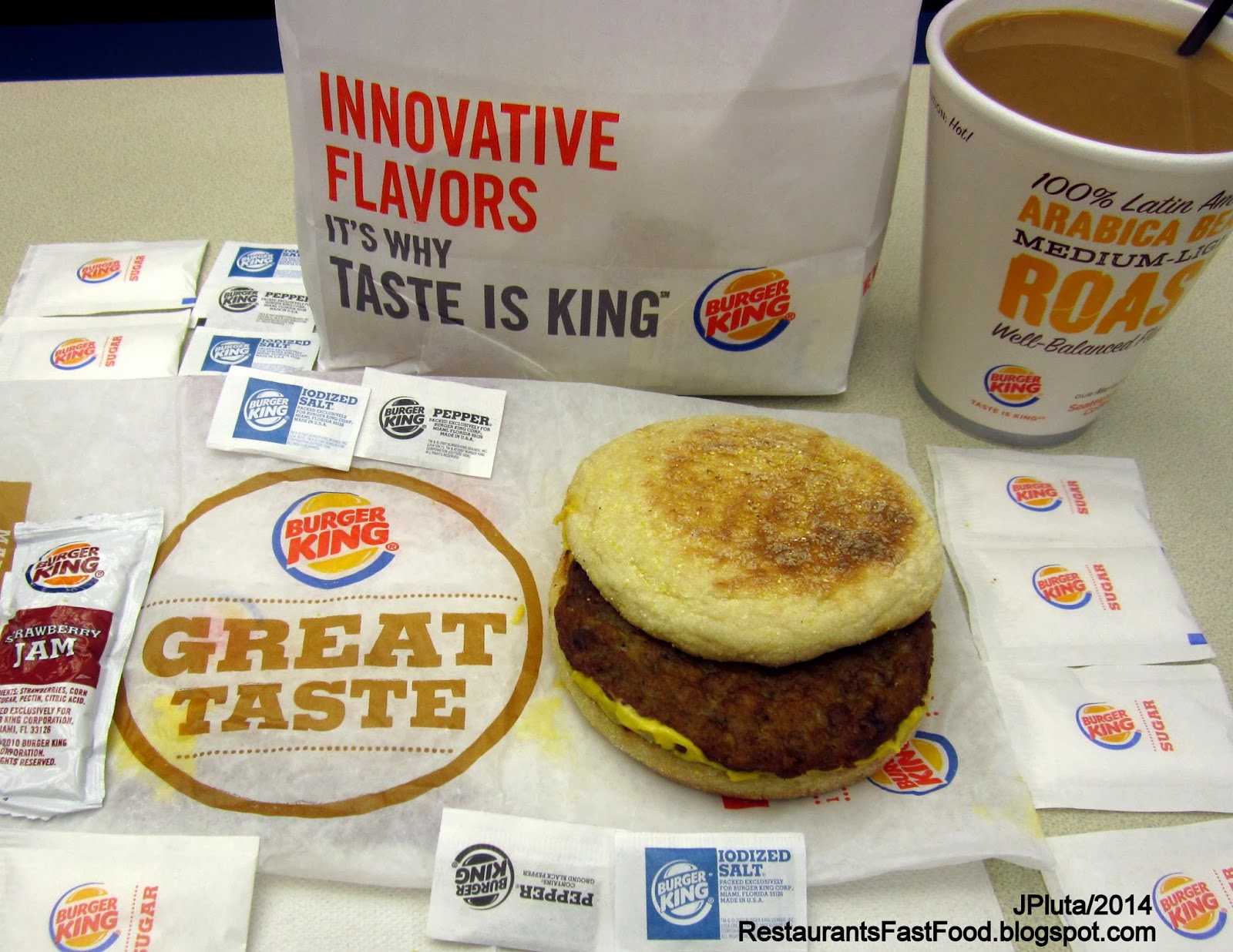 fast food and burger king Burger king seems to be teasing fans with a pretty sweet april fool's day gag —  the bk chocolate whopper the fast food chain on friday.
