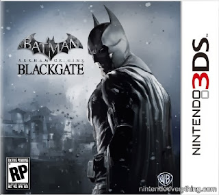 Batman - Arkham Origins Blackgate (3DS Europe)