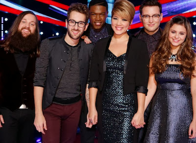 The Voice Top 6 Sing-Off Special Tweet-By-Tweet