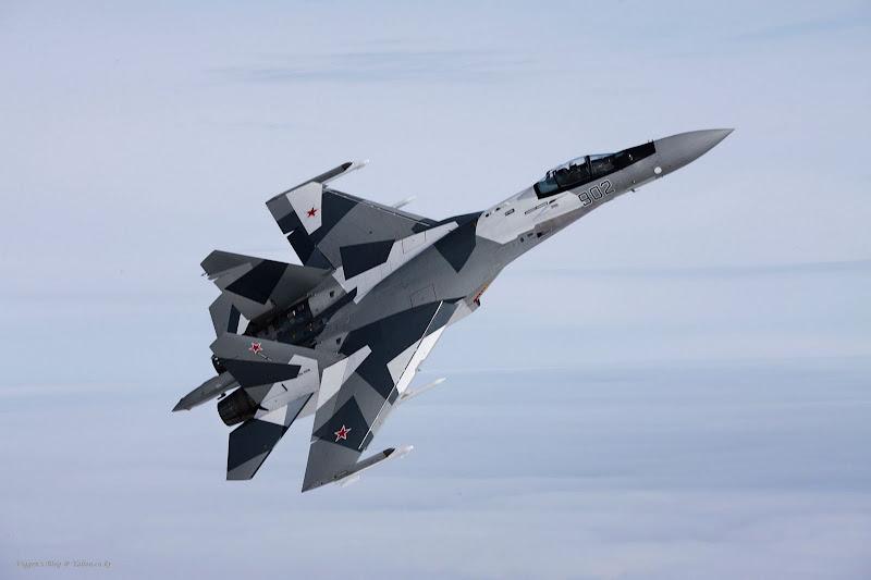Su-35BM Air Superiority Fighter