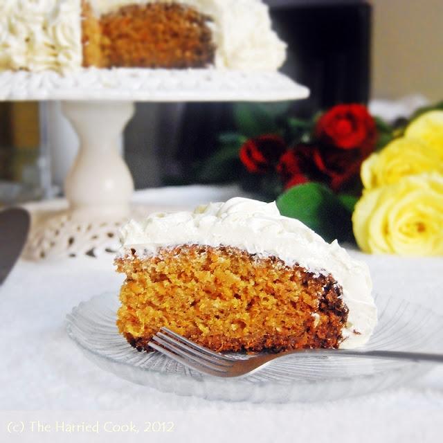 Moist Pineapple Coconut Cake