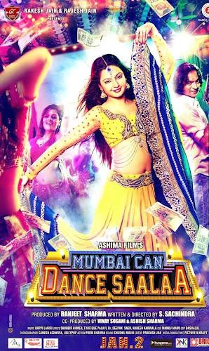 Mumbai Can Dance Saala (2015) Movie Poster
