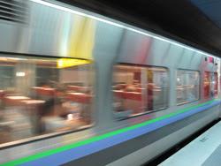 Namboku Subway Line Sapporo