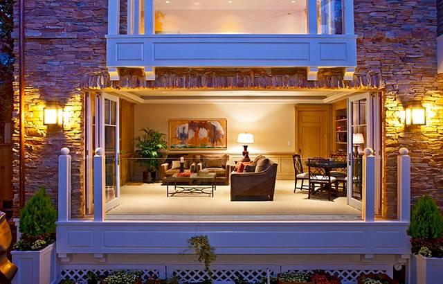 дизайн интерьера: дом в Малибу