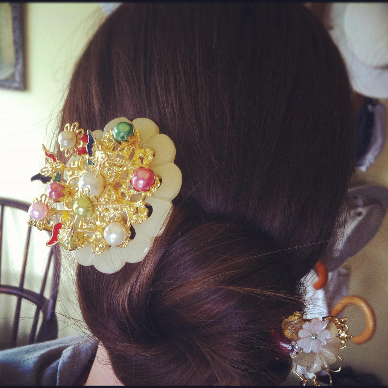 yukis haven traditional koreanjapanese hair accessories