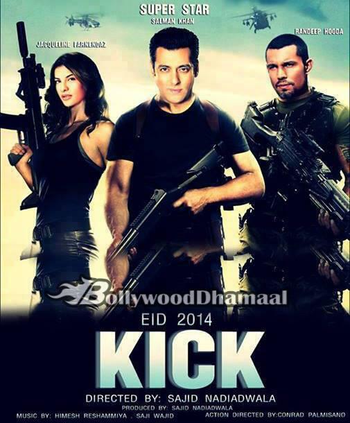 Kick (2014) DVDRip ταινιες online seires xrysoi greek subs