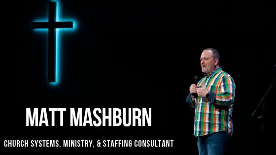 Mashburn's Musings