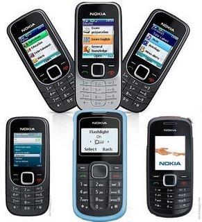 Daftar Harga HP Nokia Januari 2013