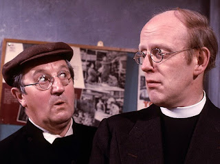 Dad's Army vicar