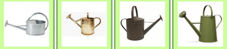 CLICK HERE FOR WATERING CANS - PAGE 2