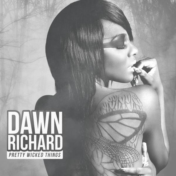 dawn richard new face - photo #45