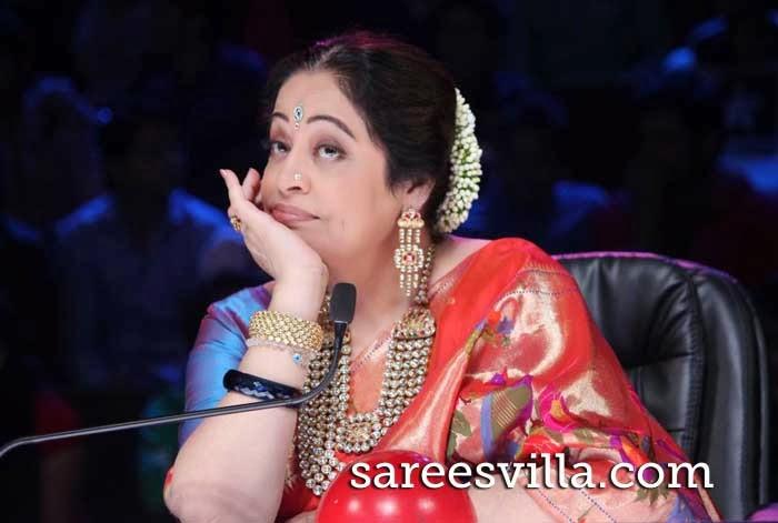 Bollywood actress Kirron Kher