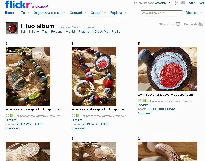 Ed ora siamo anche su Flickr