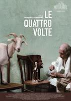 cartel de la película Le quattro volte