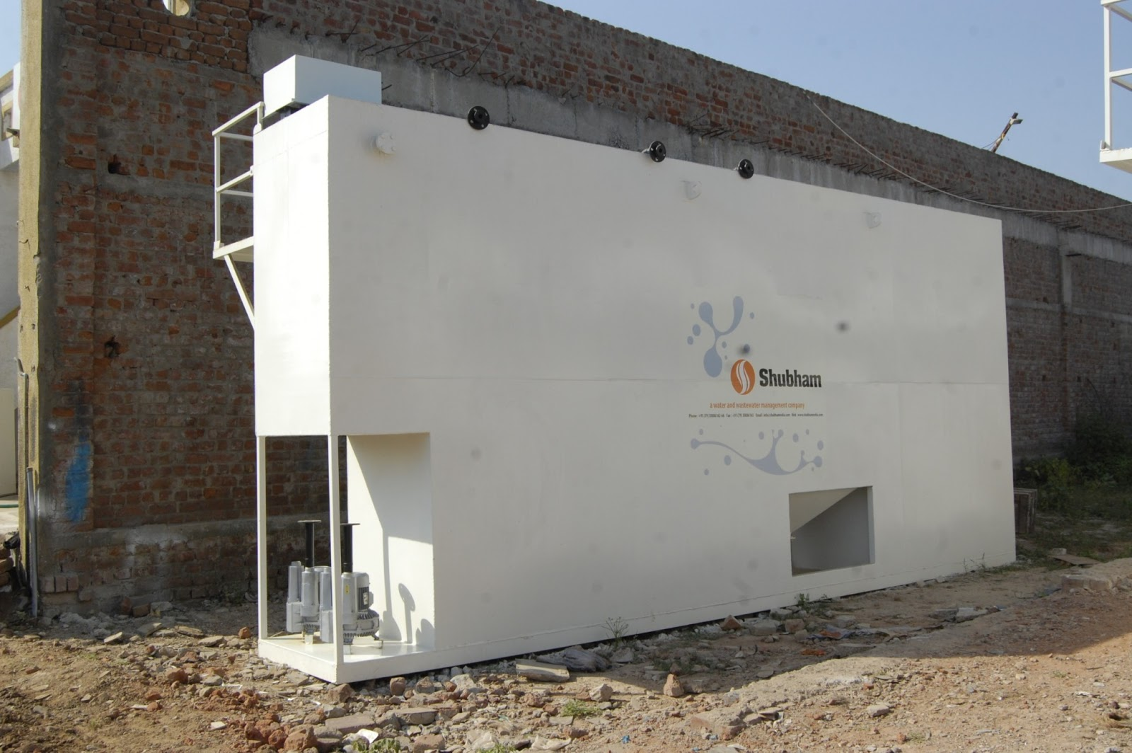 Sewage Treatment Plant in Baroda