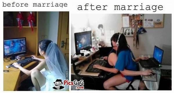 Married life vs bachelor life essay