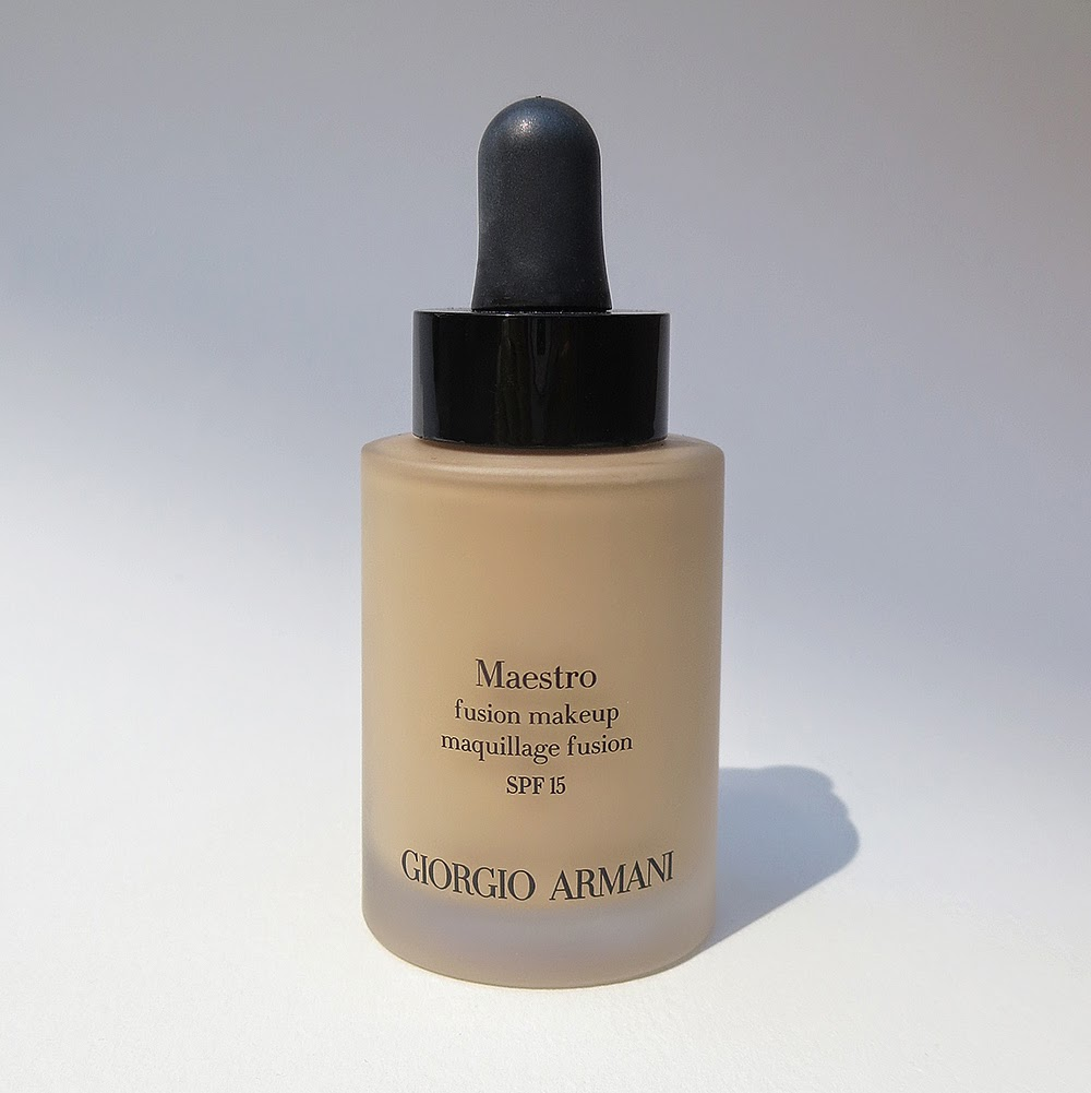 Giorgio Armani Maestro Fusion Make up.