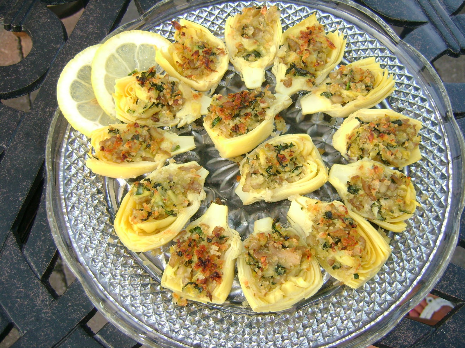 how to make hors d oeuvres