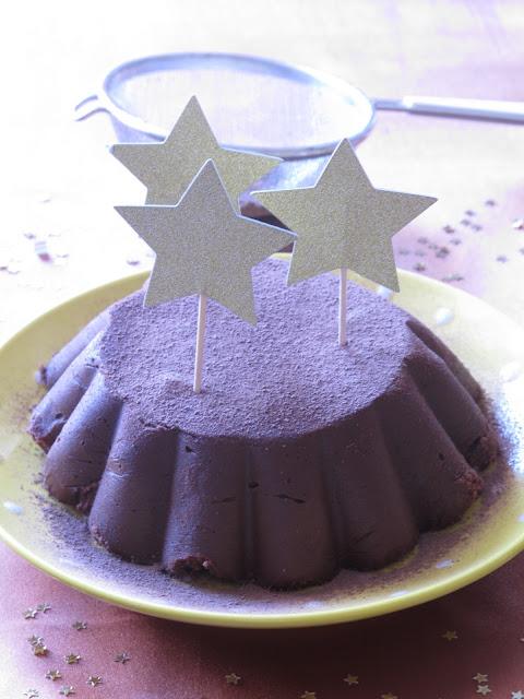 Elo la bouche fondant marron et chocolat sans cuisson - Cuisiner des marrons en boite ...