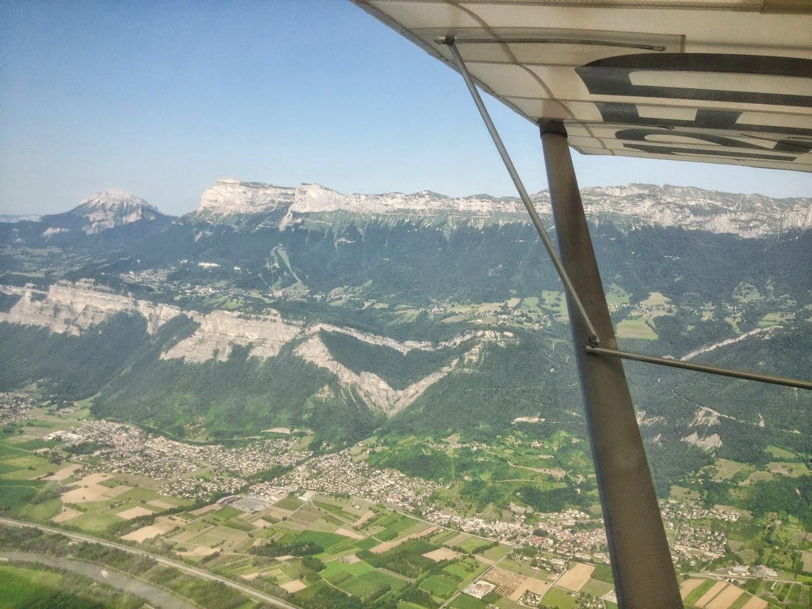 Retour de Chambéry