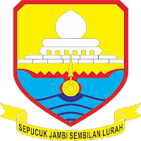 Logo Provinsi Jambi Vektor - Corel Draw