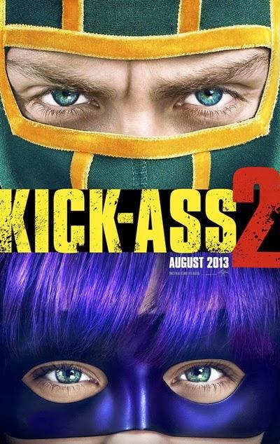 Kick Ass 2 DVDRip Subtitulado