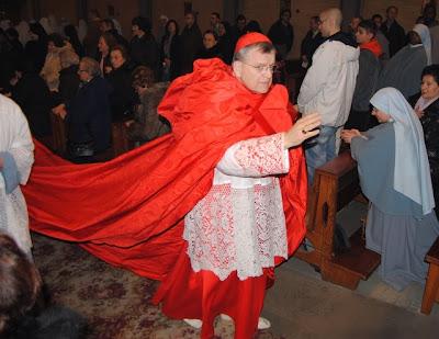 Le cardinal Burke, trop radical pour le pape François ? Cardinal%2BBurke