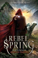 bookcover of REBEL SPRING  (Falling Kingdoms #2) by Morgan Rhodes