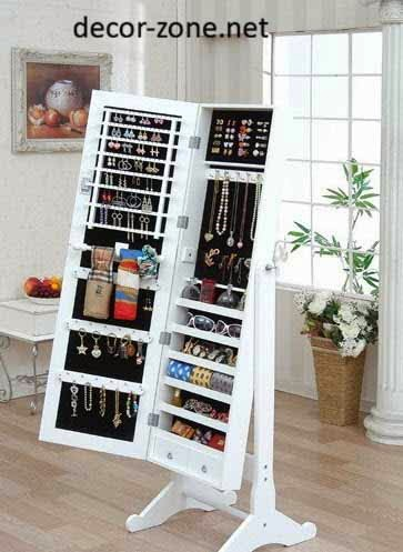 creative jewelry storage ideas and solutions in the interior