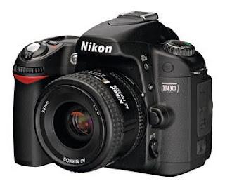 Harga Nikon D80