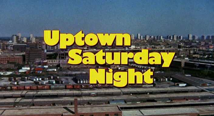 Uptown Saturday Night  1974 Uptown Saturday Night Cast