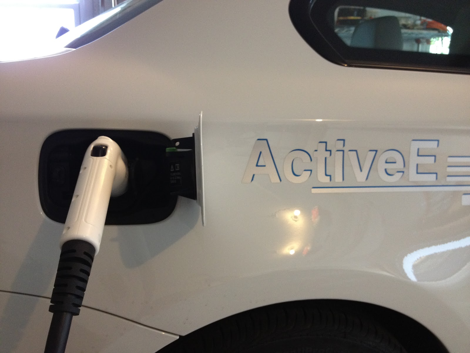 ActiveE Mobility Driving an Electric BMW 1Series How Much