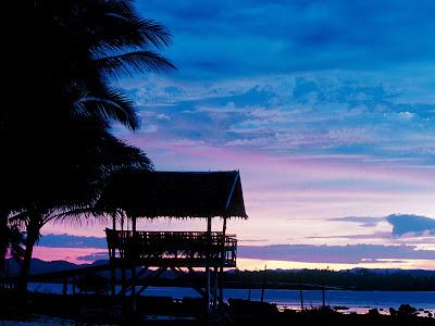 Fotografías de playas al amanecer