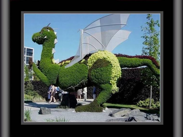 Montreal Gardens, Phenomenal!!