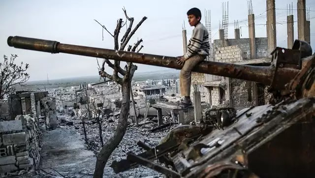 «Νέος Αέναος Πόλεμος», η εξέλιξη του πολέμου στον 21ο αιώνα