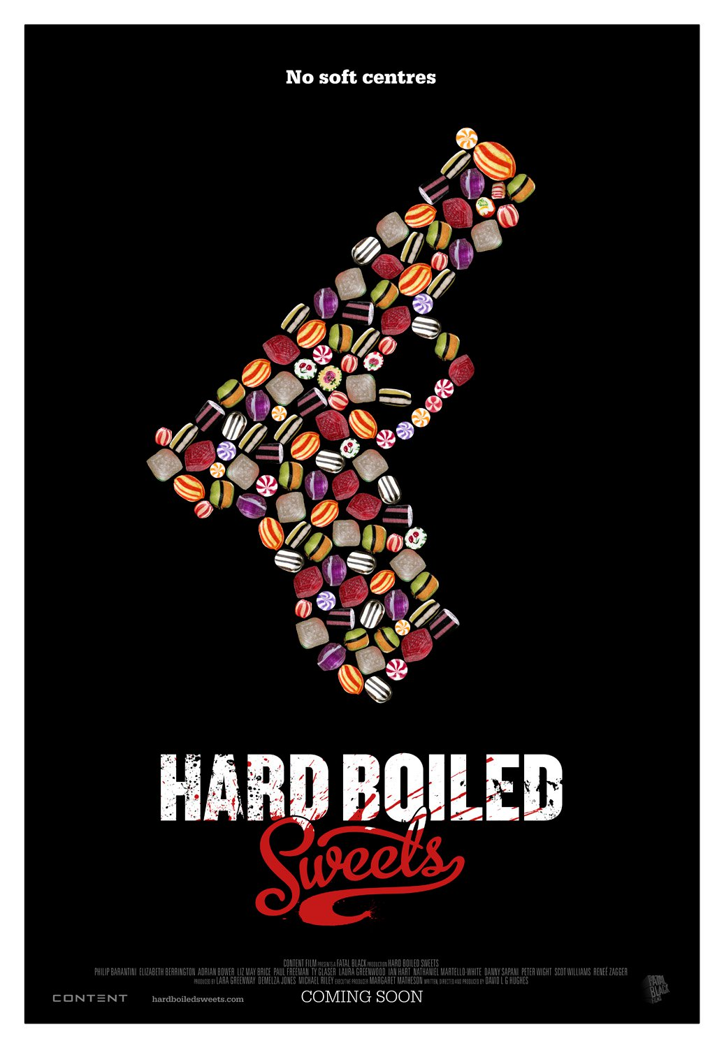Hard Boiled Sweets affiche