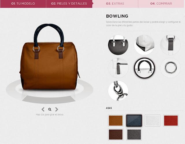 Mattea Bags personalización bolsos