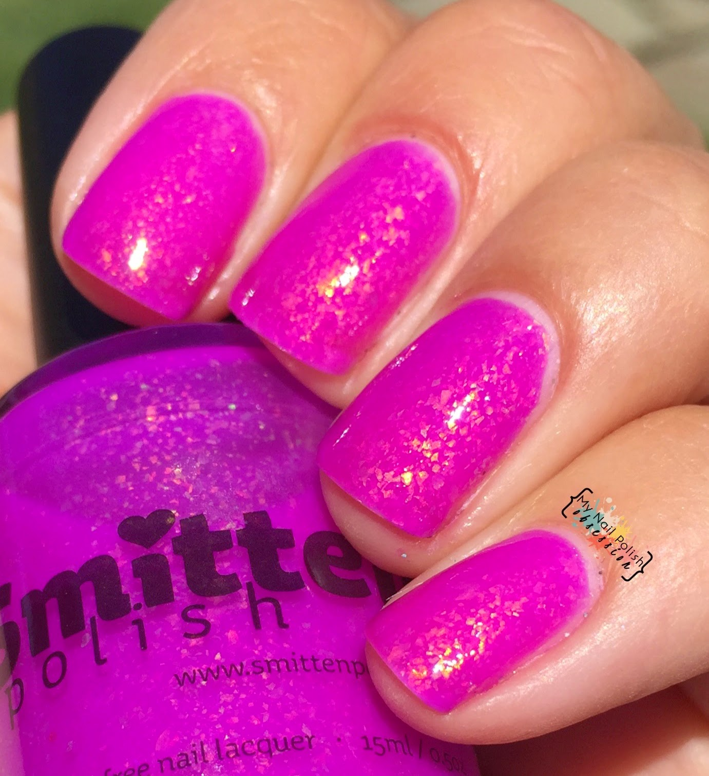 Opalescent Nail Polish: My Nail Polish Obsession: Smitten Polish Opalescent Elements