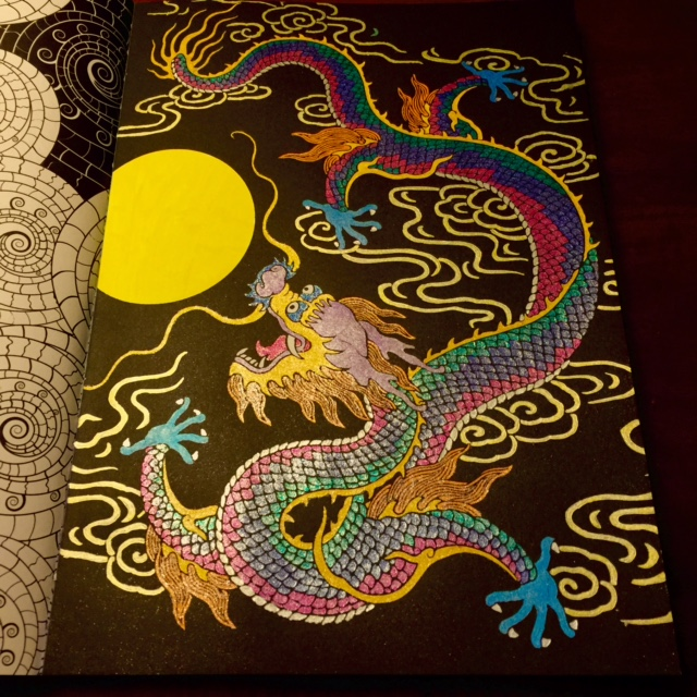 And This Asian Dragon Plate Is Perfect For Them