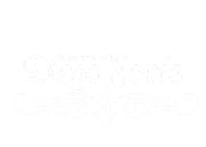 The Art of Diego Forés