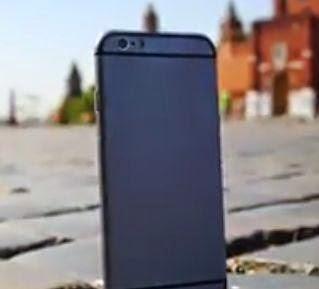 Video tes drop iPhone 6 prototipe